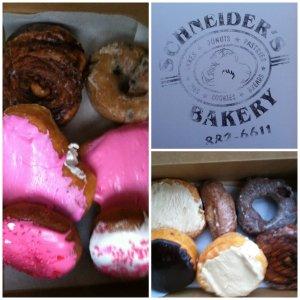 schneiders donuts