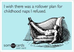 rollover childhoods naps