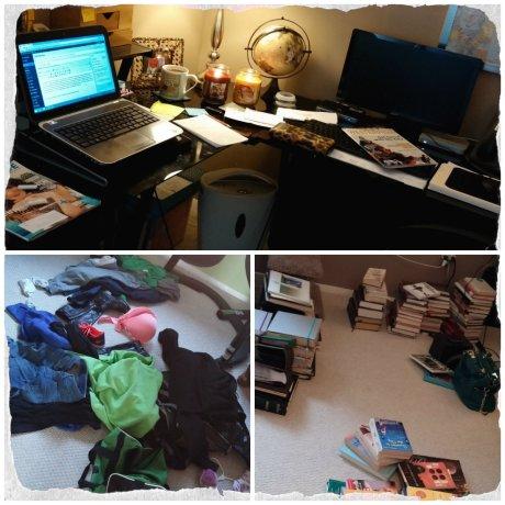 re-organizing